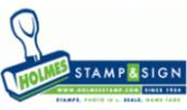 Holmes Stamp & Sign