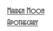 Maiden Moon Apothecary