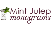 Mint Julep Monograms