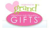 Grandma and Grandpa Gifts