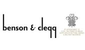 Benson and Clegg