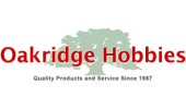 Oakridge Hobbies and Toys