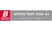 Where Feet Love Us