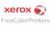 Xerox FreeColorPrinters